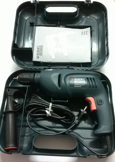 ΔΡΑΠΑΝΟΣ BLACK & DECKER KR 700 KCB